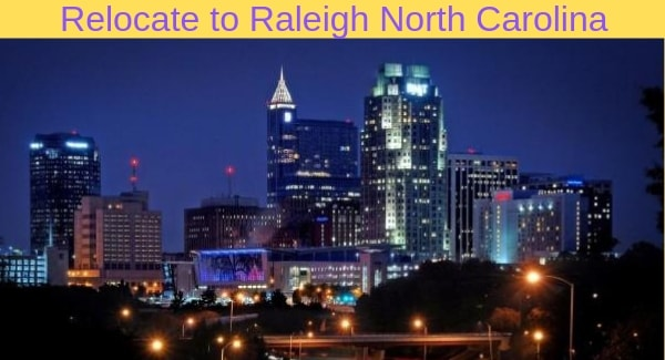 relocate to raleigh