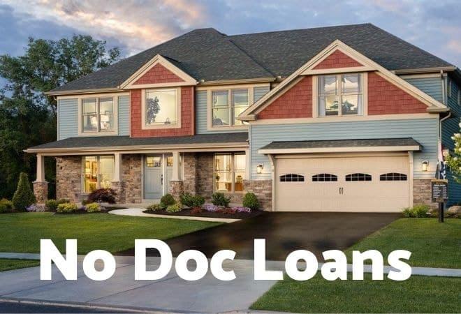 2019 No Document Loans - No Doc Loans - No Tax Returns