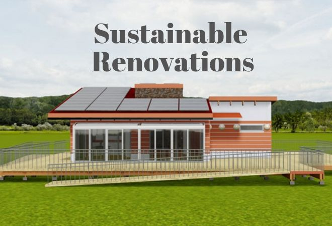 Sustainable Renovation