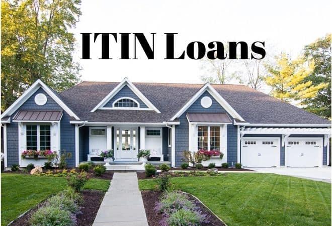2019 ITIN Home Loans - ITIN Mortgage Lenders - No Social