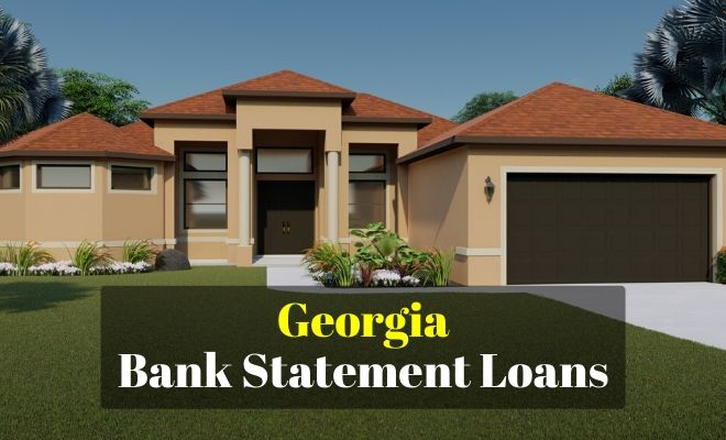 Georgia Bank Statement Loans