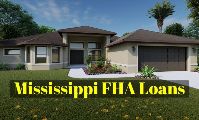 Mississippi FHA loans