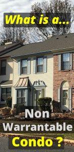 what is a non warrantable condo