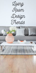 Living Room Design Trends