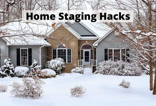 home staging hacks