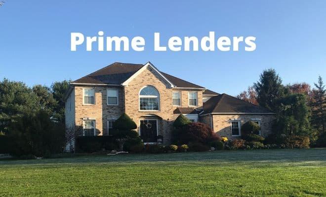 prime lenders