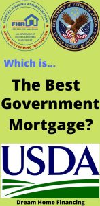 best government mortgages