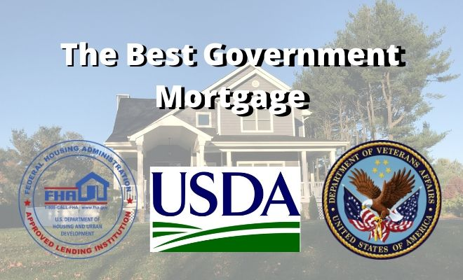 government mortgages