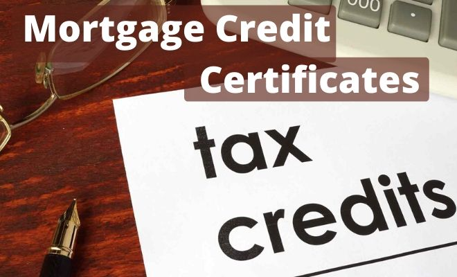 mortgage credit certificates