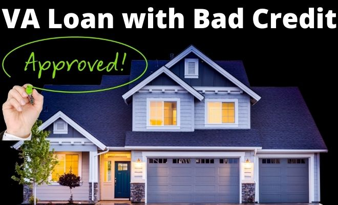 va loan with bad credit