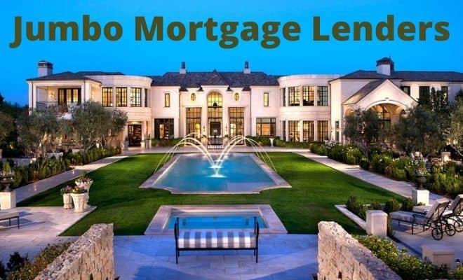 jumbo mortgage lenders